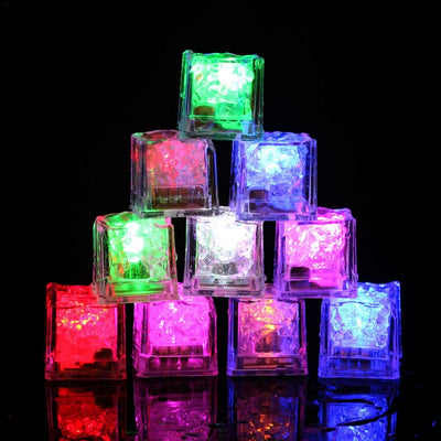 Party LED Ice Cubes-Golonzo