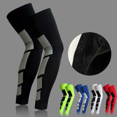 Pro Sports Antiskid Long Knee Support Brace Protector-Supports & Braces-Golonzo