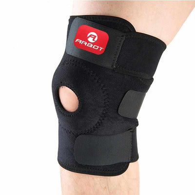 Elastic Knee Support Brace - Adjustable Kneepad For Basketball Free Size-Supports & Braces-Golonzo