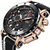 Mens Luxury Watches - Fashion Waterproof Quartz Watch