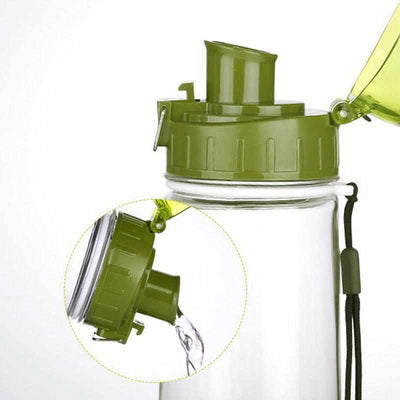 Travel Tea Portable Water Bottle With Filter Strainer-Water Bottles-Golonzo