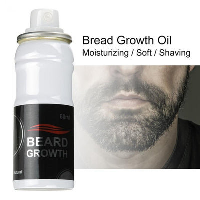 Original Beard Growth Spray (60ml)-Hair Loss Concealer-Golonzo