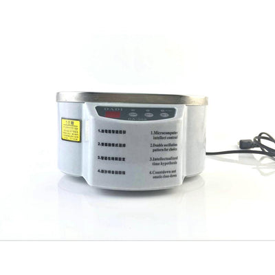 Smart Ultrasonic Cleaner - Stainless Steel Ultrasound Wave Washing for Jewelry Glasses Ultrasound Bath Machine-Ultrasonic Cleaners-Golonzo