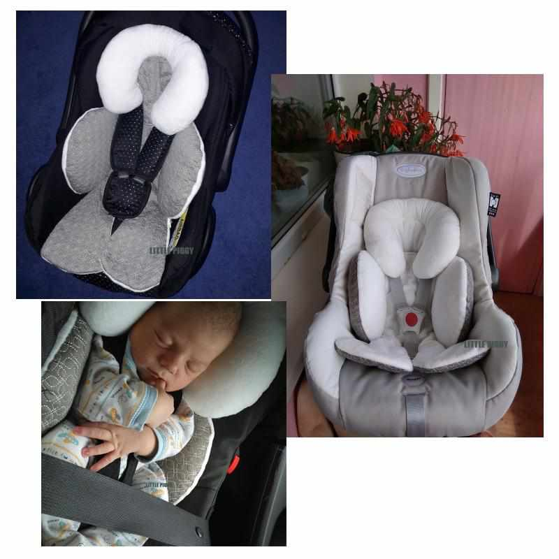 Baby Stroller Car Seat Support Cushion
