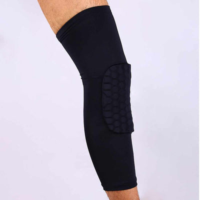 Knee Pads For Basketball Football - Sports Safety Knee Brace Support-Supports & Braces-Golonzo