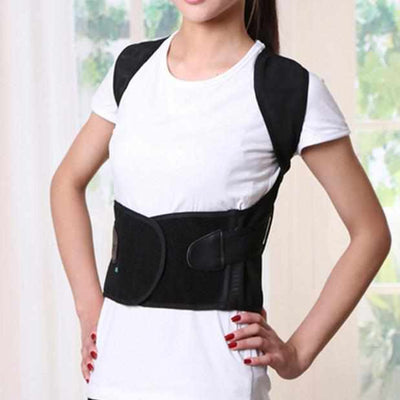 Universal Posture Corrector Back Support Belt-Supports & Braces-Golonzo