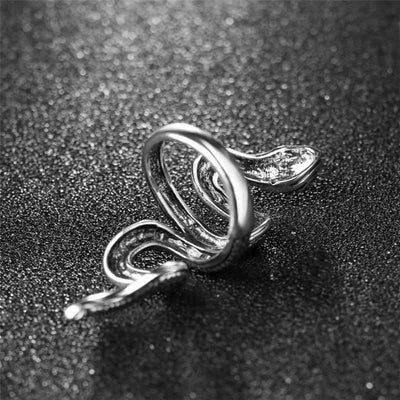 Fashion Long Snake Rings-ring-Golonzo