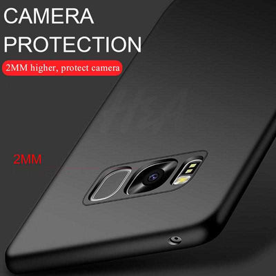 360 Full Cover Shockproof Phone Case For Samsung Galaxy S9 S8 Plus - Hard Protective Cover For Samsung S6 S7 Edge Note 8-Mobile Phone Case-Golonzo