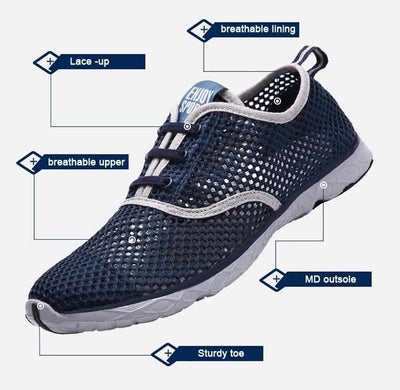 Breathable Casual Shoes-Casual Shoes-Golonzo