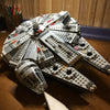 Millennium Falcon Spacecraft Building Blocks Set-Toys-Golonzo