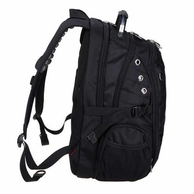 Men's Waterproof Anti Theft Travel/Laptop Backpack-Backpacks-Golonzo