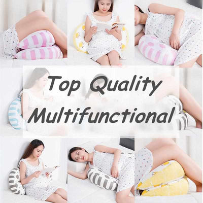Multi-function Pregnant Women Pillow - U Type Belly Support Pregnancy Pillow-Pillow-Golonzo