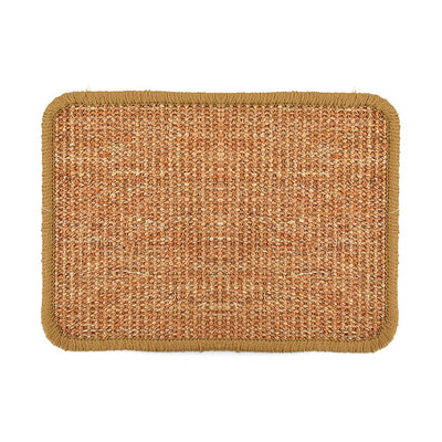 Scratching Board Mat Pad Cat Sisal Loop Carpet Scratcher-Cat Toys-Golonzo