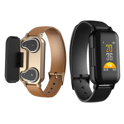 Fitness Bracelet Tracker - Heart Rate Monitor Smart Wristband-Bracelet-Golonzo