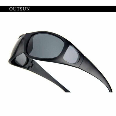 Fashion Flexible Sport Sunglasses - Polarized UV Lens 400-Sunglasses-Golonzo