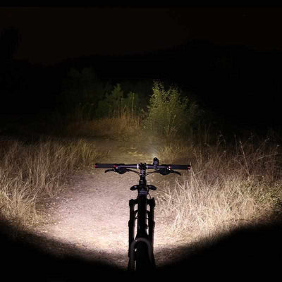 1000 Lumen Bicycle Light Waterproof IPX6 USB Rechargeable 18650 3000 mAh Power Bank LED Flashlight-Flashlights & Headlamps-Golonzo