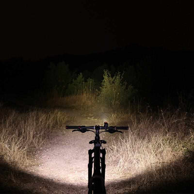 Bicycle Light Power Bank Waterproof USB Rechargeable Bike Light - Side Warning Flashlight 700 Lumen 2000mAh 5 Modes-Flashlights & Headlamps-Golonzo