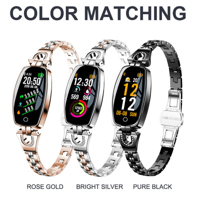 Fashion Women Fitness Bluetooth Smartwatch For IOS/Android-Watch-Golonzo
