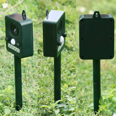 Ultrasonic Universal Animal Repeller-Animal Repeller-Golonzo