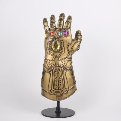 Thanos Infinity Gauntlet Latex Gloves - Avengers Infinity War Cosplay-Masks-Golonzo