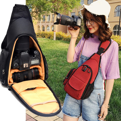 Mini Waterproof Camera Bag-Backpacks-Golonzo