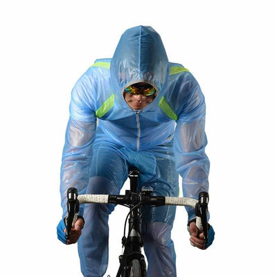 Cycling Windcoat/Raincoat-Cycling Apparel and Accessories-Golonzo