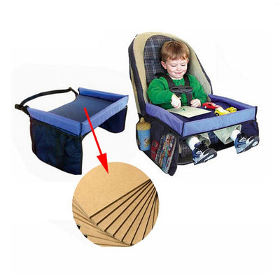 Baby Travel Tray Car Seat - Portable Table For Child-Baby & Toddler Car Seats-Golonzo