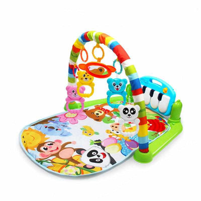 Music Playgym Piano Playmat-Play Mats & Gyms-Golonzo