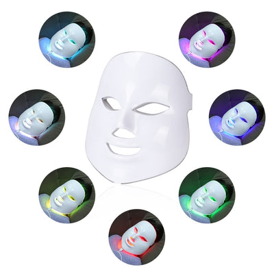 Led Light Therapy Face Mask-Acne Treatment and Kits-Golonzo