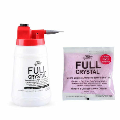 Full Crystal Outdoor Glass Cleaner-Glass & Surface Cleaner-Golonzo