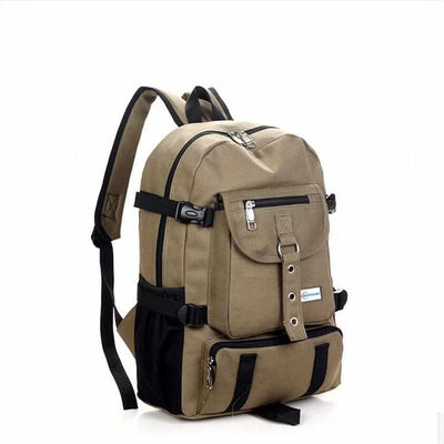 Shoulder Strap Casual Backpacks-Backpacks-Golonzo