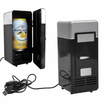 Car Mini Fridge-refrigerator-Golonzo
