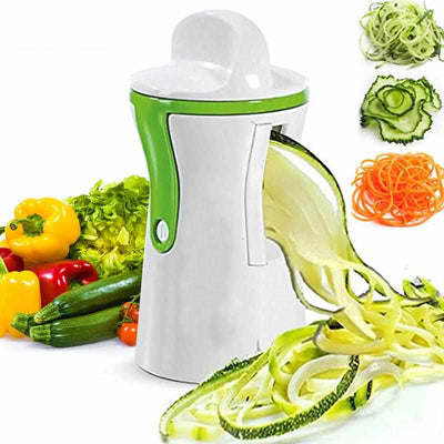Vegetable Spiralizer-Kitchen Slicers-Golonzo