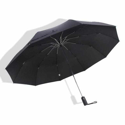 Extra Large Auto Umbrella - Business Gentleman Style-parasol and rain umbrella-Golonzo