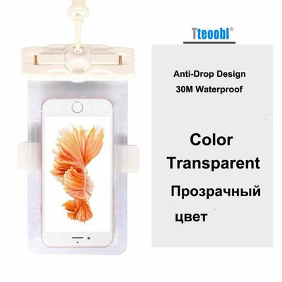 Mobile Phone Double Insurance Waterproof Bag-Mobile Phone Case-Golonzo