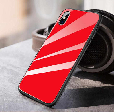 Glass Case For iPhone X - 9H Hardness Ultra Thin-Mobile Phone Case-Golonzo