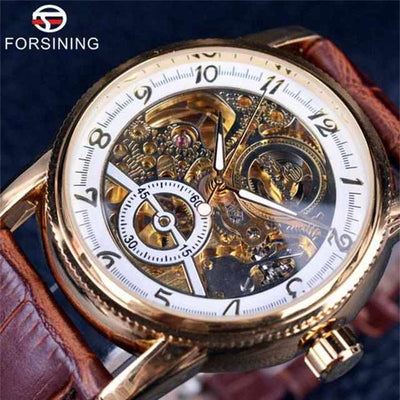 Hollow - Royal Craving Skeleton-Watch-Golonzo