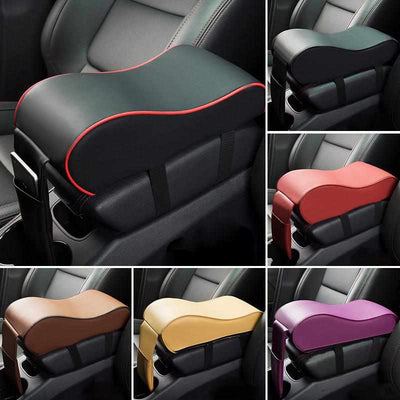 Leather Car Armrest Pad-Seat Cover-Golonzo