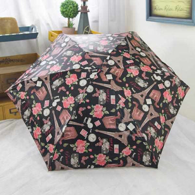 Mini Super Light Pocket Umbrella-parasol and rain umbrella-Golonzo