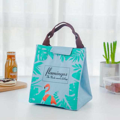 2018 New Portable Thermal Insulation Lunch Bag-Lunch Boxes and Totes-Golonzo