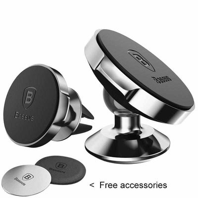 Universal Magnetic Car Holder-Mobile Phone Stands-Golonzo