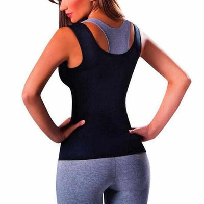 Neoprene Tops Women Slimming Body Shaper for Weight Loss-Tank Top-Golonzo