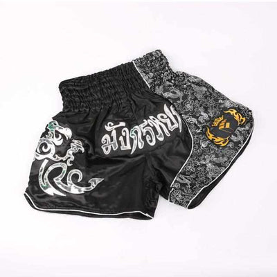 Muay Thai Pants (Thai Boxing Shorts)-Martial Art Shorts-Golonzo