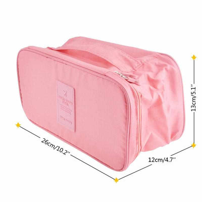 Waterproof Nylon Bra / Underwear Storage Bag-Desktop Storage Box-Golonzo