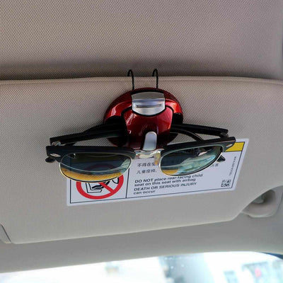 Car Sunglasses Holder-Eyewear Case & Holder-Golonzo