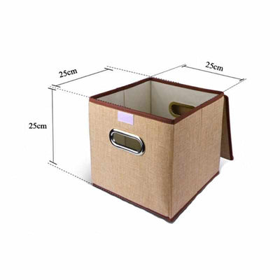 Foldable Storage Box-Desktop Storage Box-Golonzo