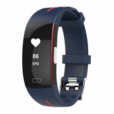 P3 Smart Band ECG Monitor Blood Pressure Watch and Real-time Heart Rate-Bracelet-Golonzo