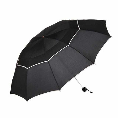 Golf Umbrella - White Side Design-parasol and rain umbrella-Golonzo