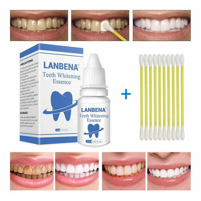 Teeth Whitening Essence-Teeth Whitener-Golonzo