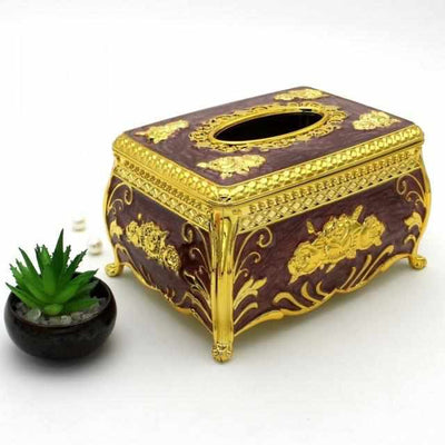 European Creative Tissue Box-Facial Tissue Holder-Golonzo
